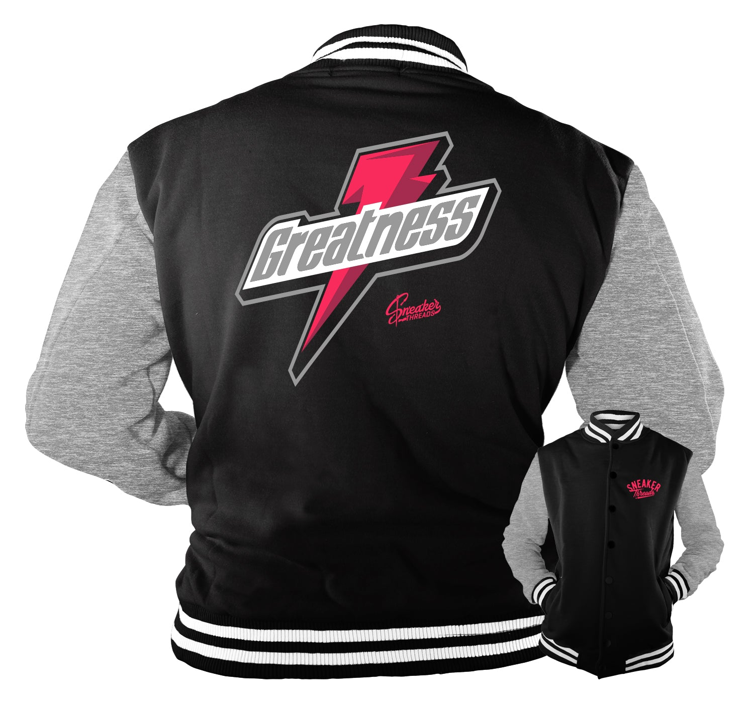 Jordan 11 Adapt Greatness Jacket