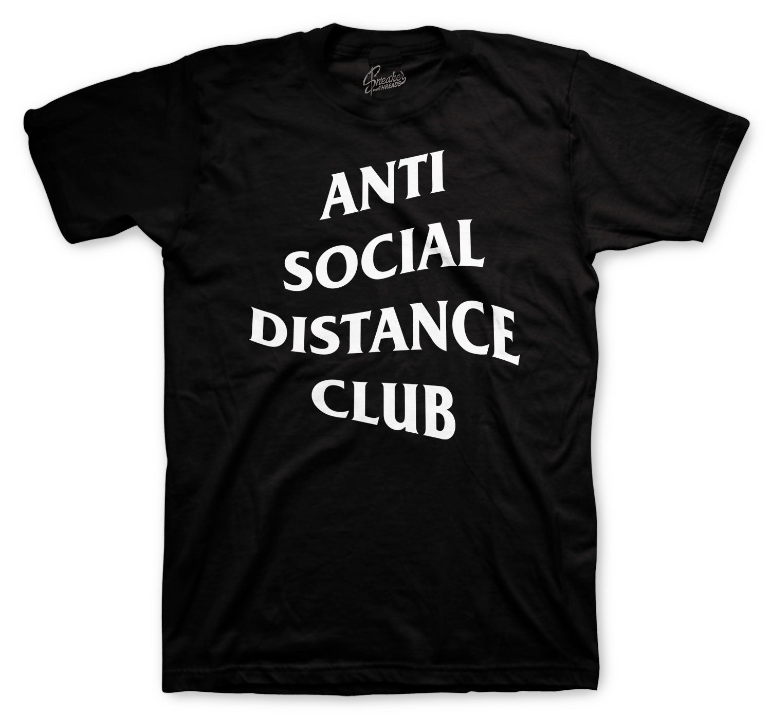 Social Distance Shirt - Black