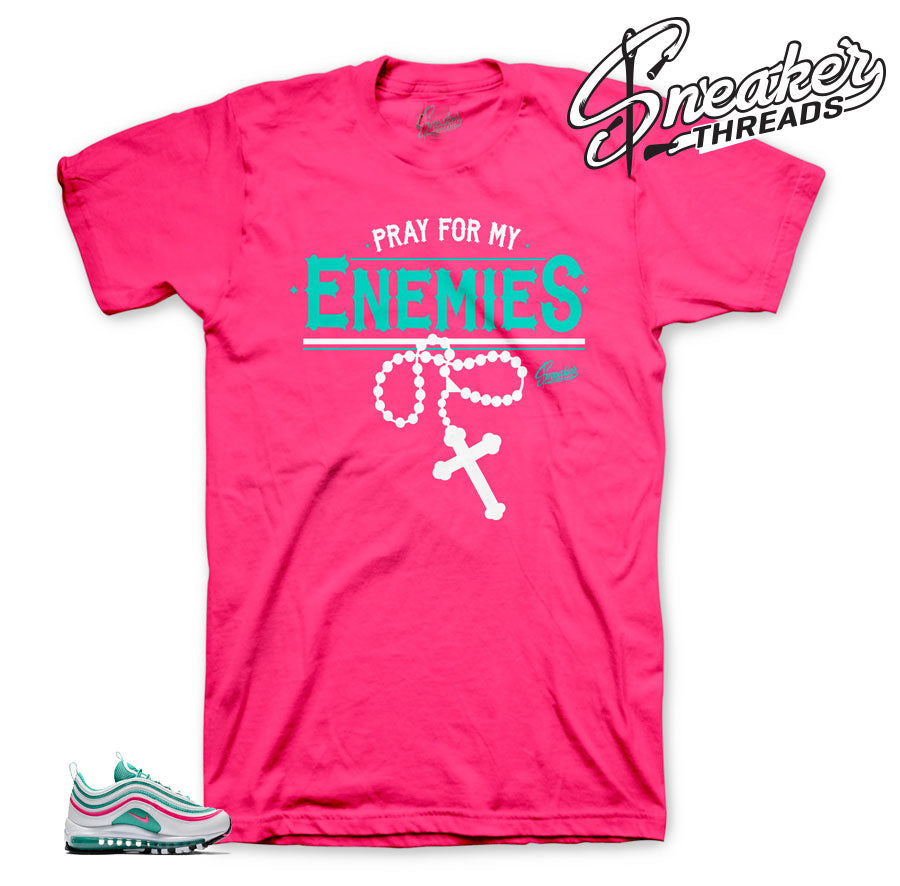 Official matching air max south beach clothing | Sneaker tees and shirts.