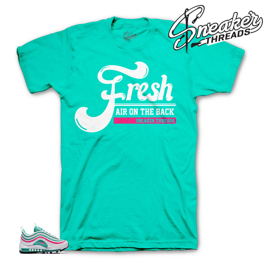 Air Max 97 South Beach Fresh Air Shirt