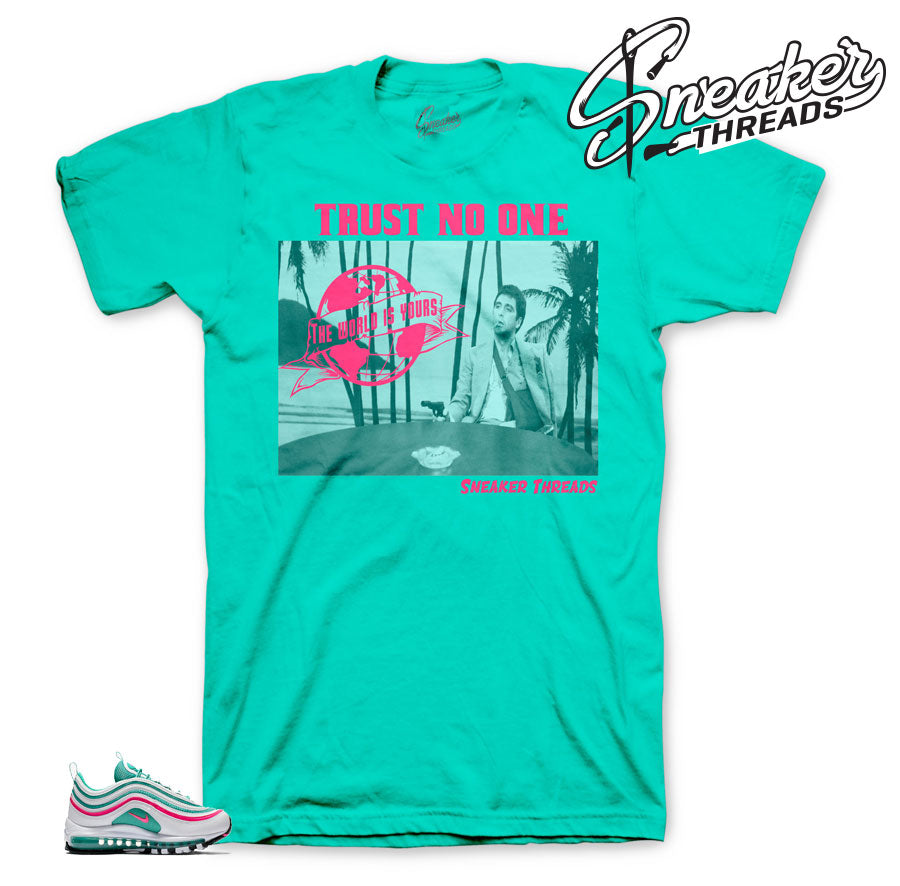Air max 97 1 90 south beach tees match | Sneaker shirts match air max.