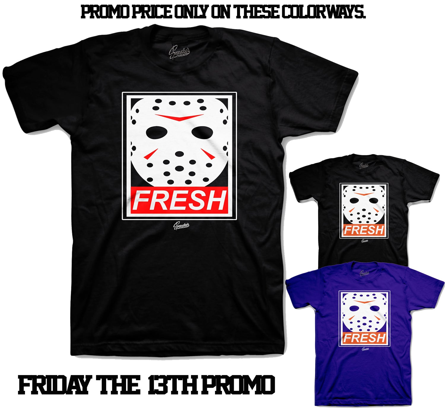 Fresh Death Shirt - Friday The 13th Special