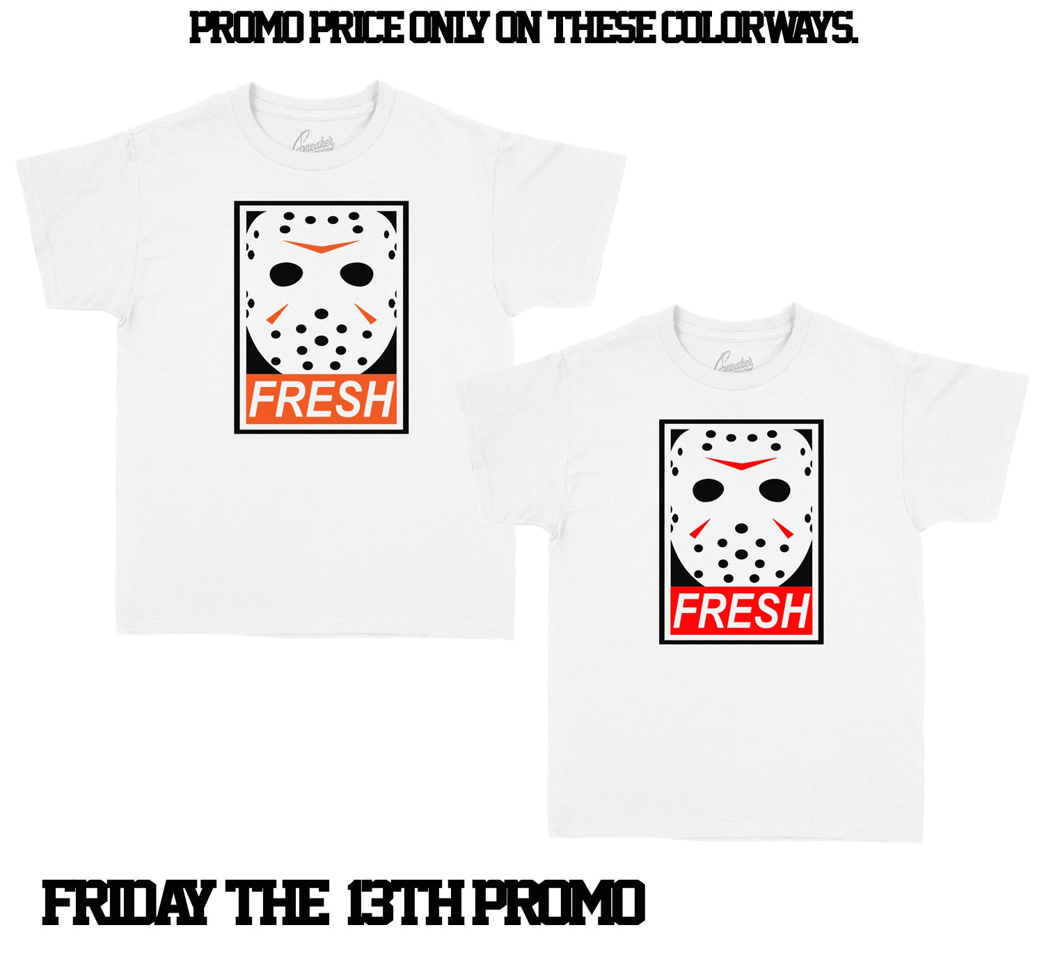 Kids - Fresh Death Shirt - Friday The 13th Special
