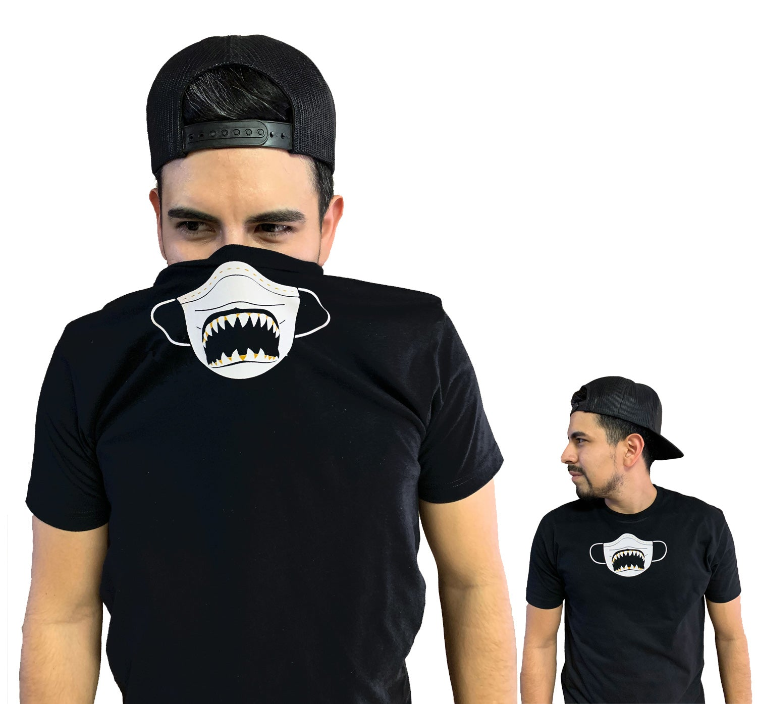 Jordan 6 DMP Sick Mask Shirt