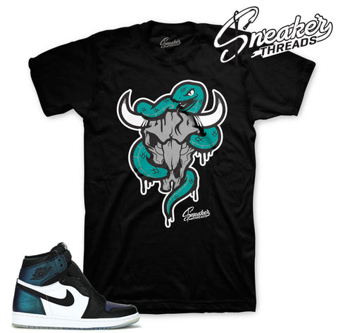 Jordan 1 All Star Bull Snake Shirt