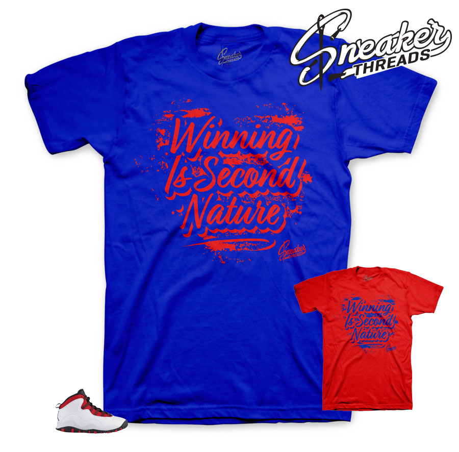 Best Matching shirts for Westbrook 10's