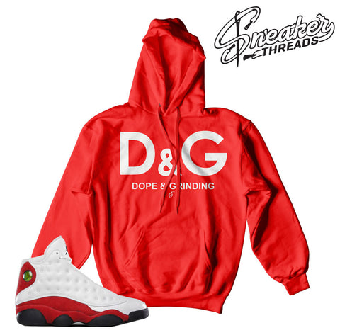 Hoodies match Jordan 13 OG chicago sweatshirts.