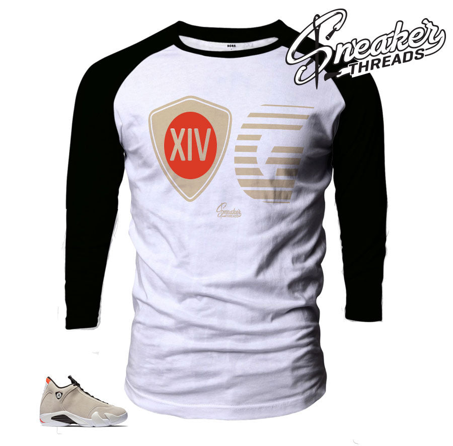 cheap for discount 6cb8b 26d3f Jordan 14 Desert Sand Original Raglan