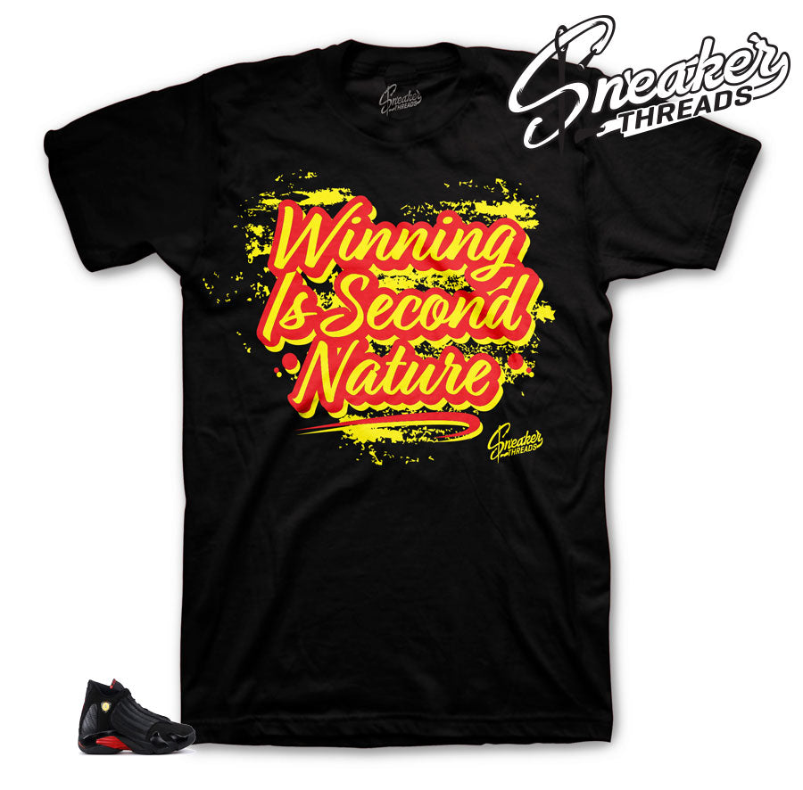 Jordan 14 Last Shot Second Nature Shirt