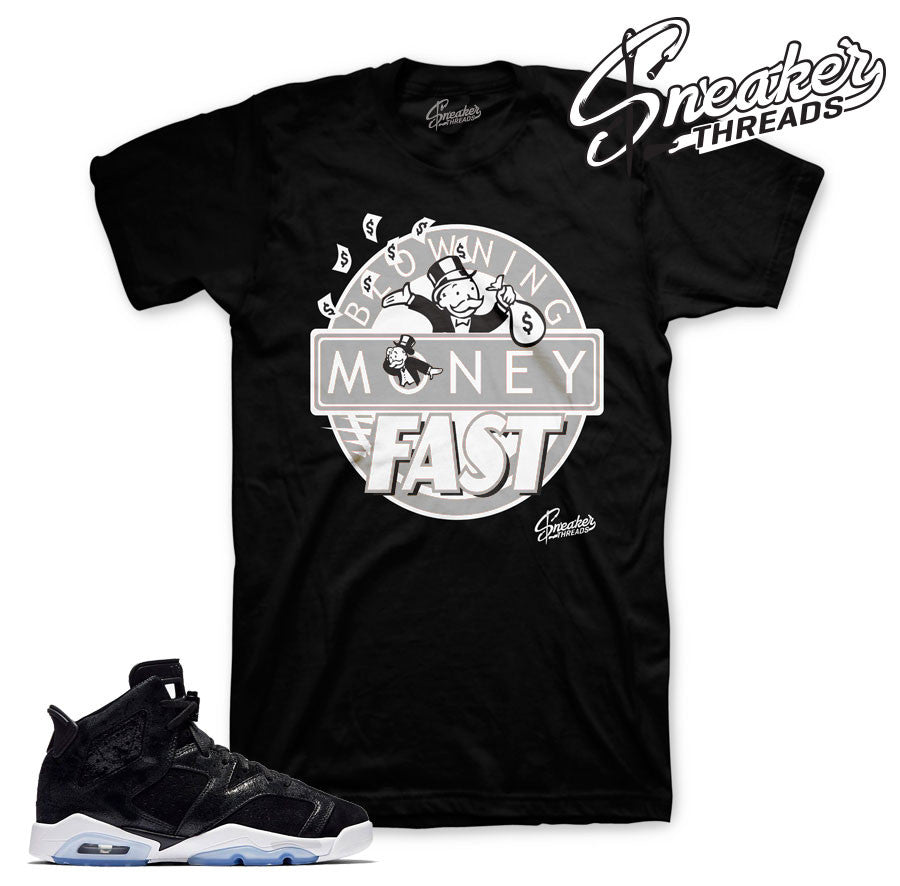 Jordan 6 heiress official matching tee shirts | Sneaker match