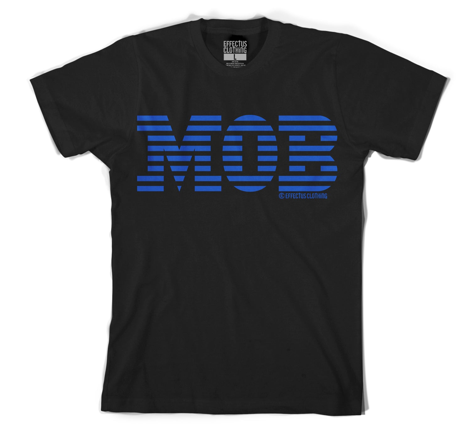 Jordan 12 Game Royal MOB shirt for outfit
