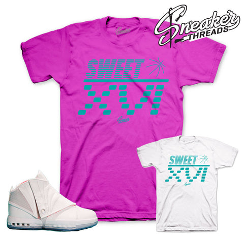 Shirts match jordan 16 sole fly retro 16 sneaker tees solefly.