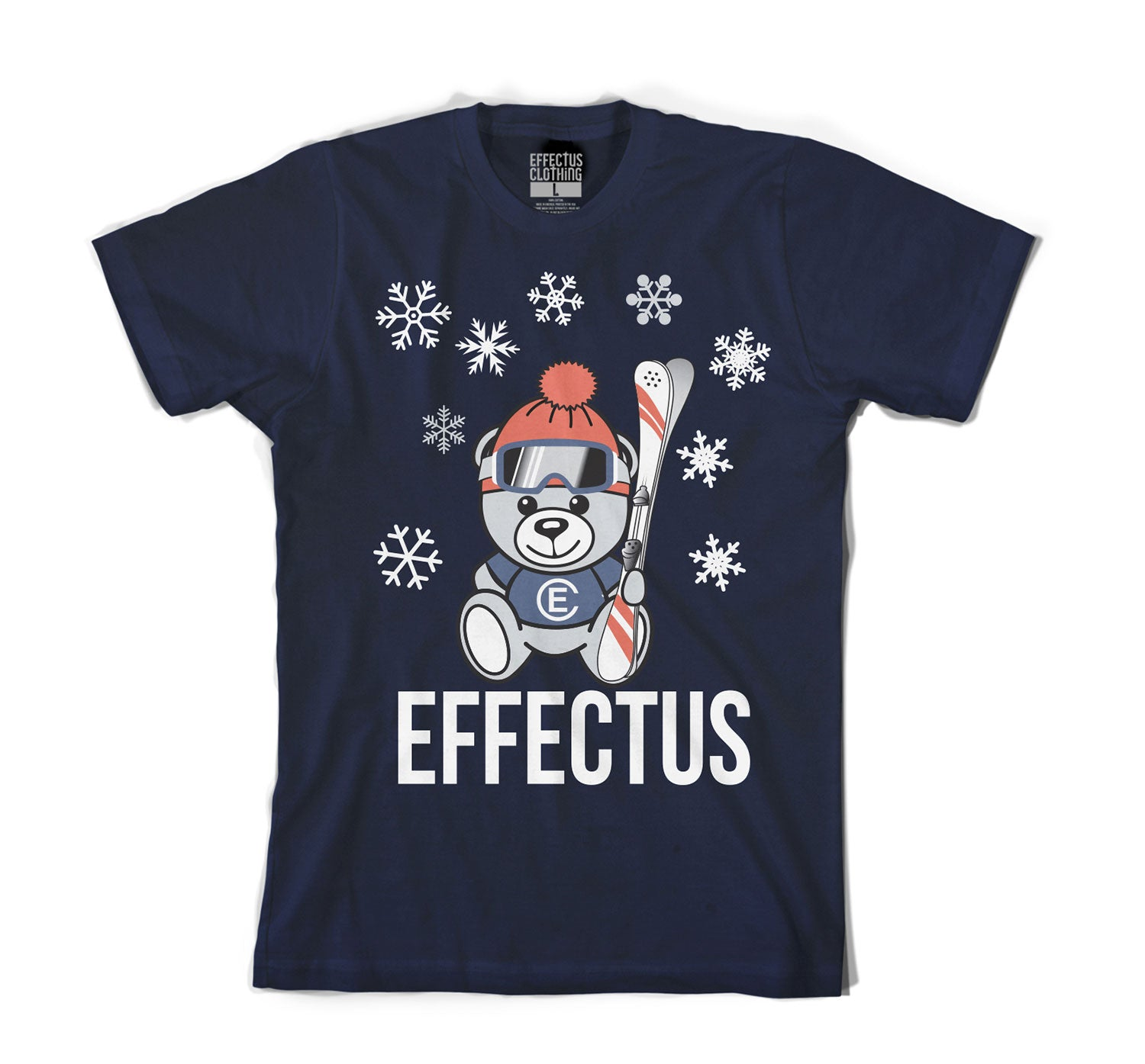 Jordan 4 Loyal Blue Effectus Bear Shirt