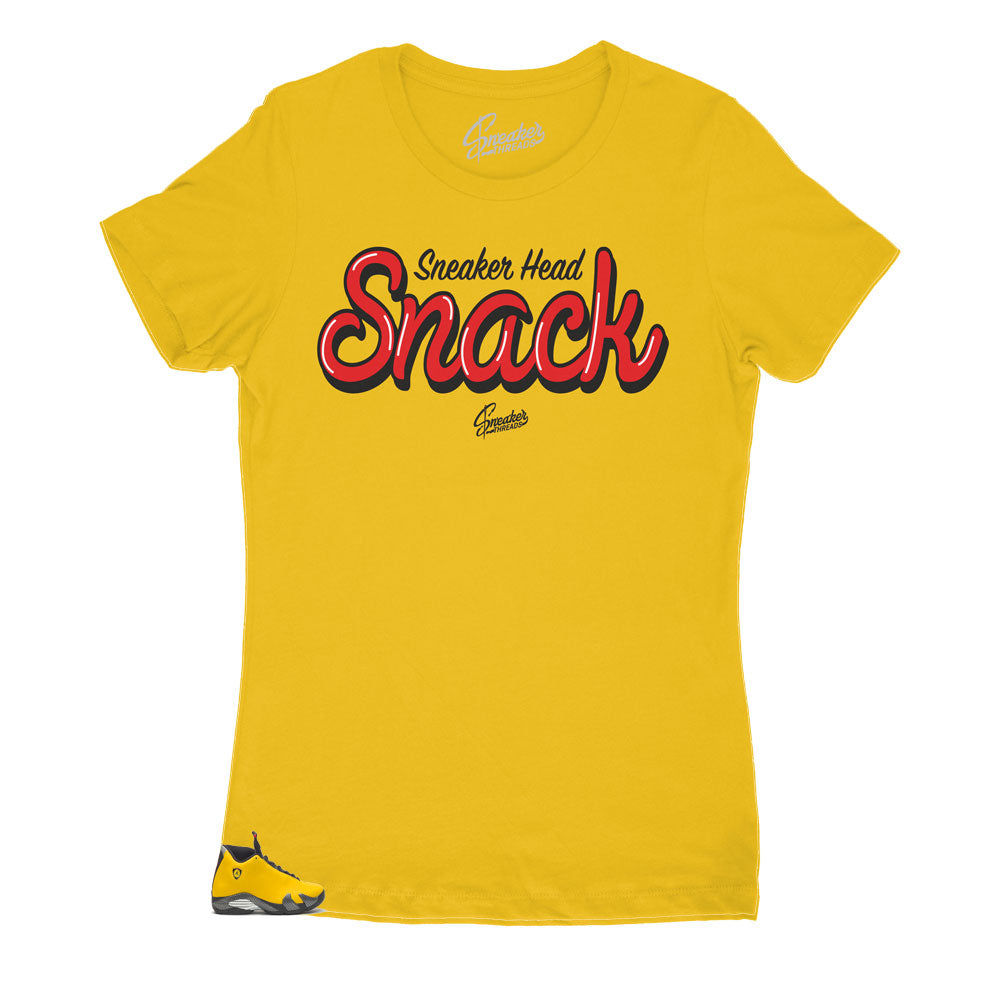 sneaker tees match women and ladies retro 14 shoes.