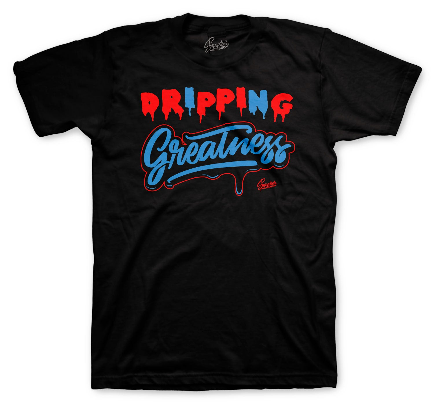 Jordan 1 NC To CHI Dripping Greatness Shirt
