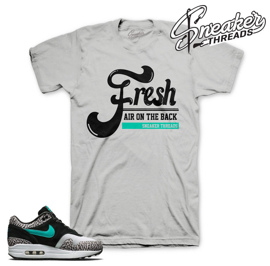 Air max atmos official matching tee shirts | Elephant Print