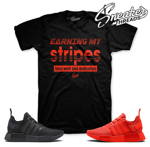 NMD R1 tee match core black | Official Matching Shirts