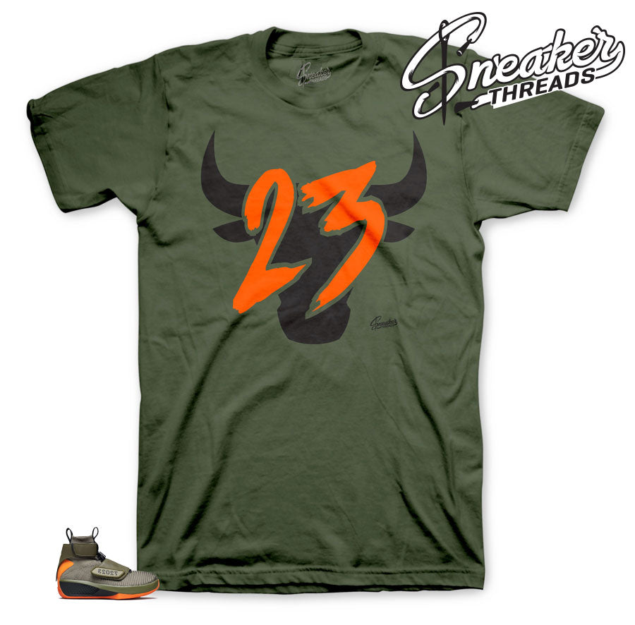 Jordan 20 XX flyknit sneaker tees to match retro 20 shoes.