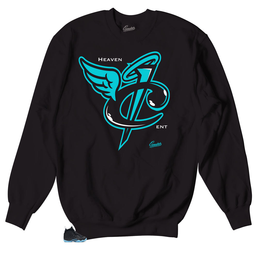 Heaven Cent sweaters match Hornet Foams