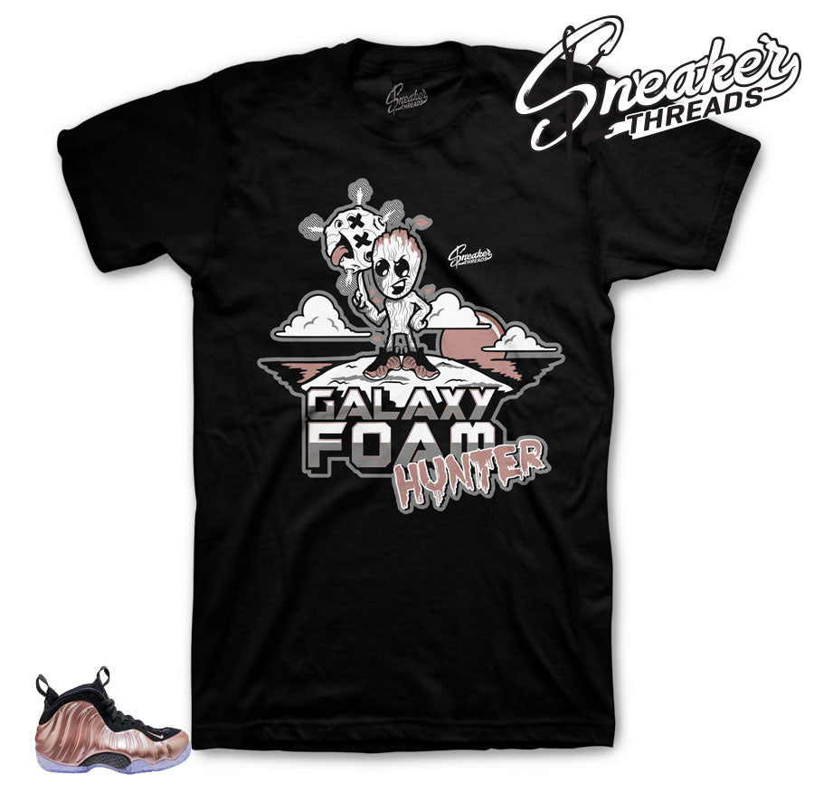 Foamposite elemental rose shirts | Sneaker tees | sneaker shirts.