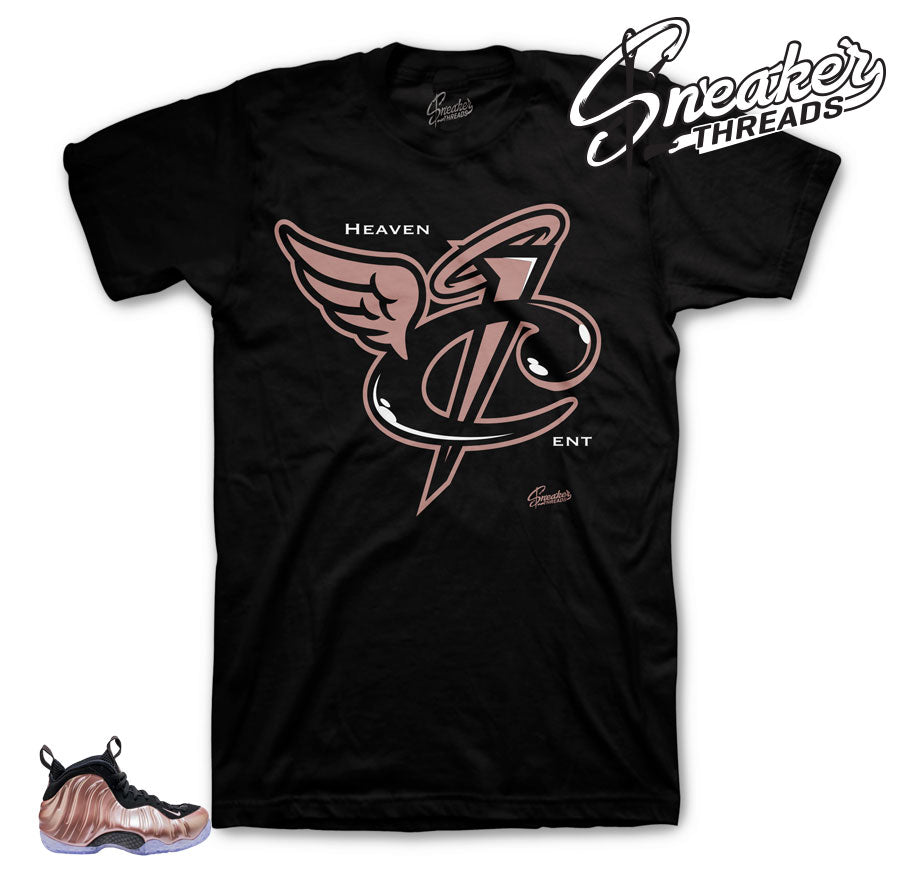 Foamposite elemental rose shirts | The best foamposite tees too match.