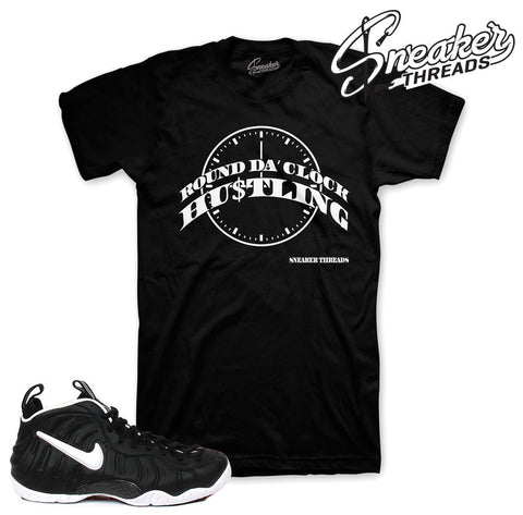 Foamposite dr. doom sneaker shirt shirts. Finish line tee.