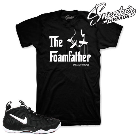 Foamposye dr. doom sneaker tees shirts. Foamfather tee.