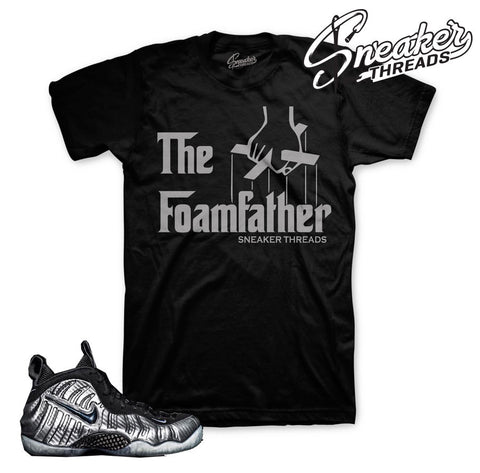 Silver surfer foam tees match shoes | Sneaker Tees match