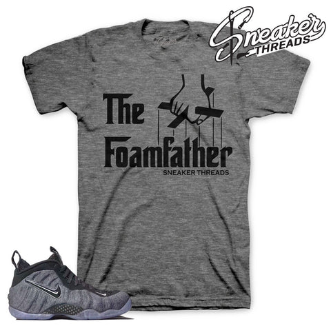 Foamposite tech fleece tee match | Sneaker Match Tees