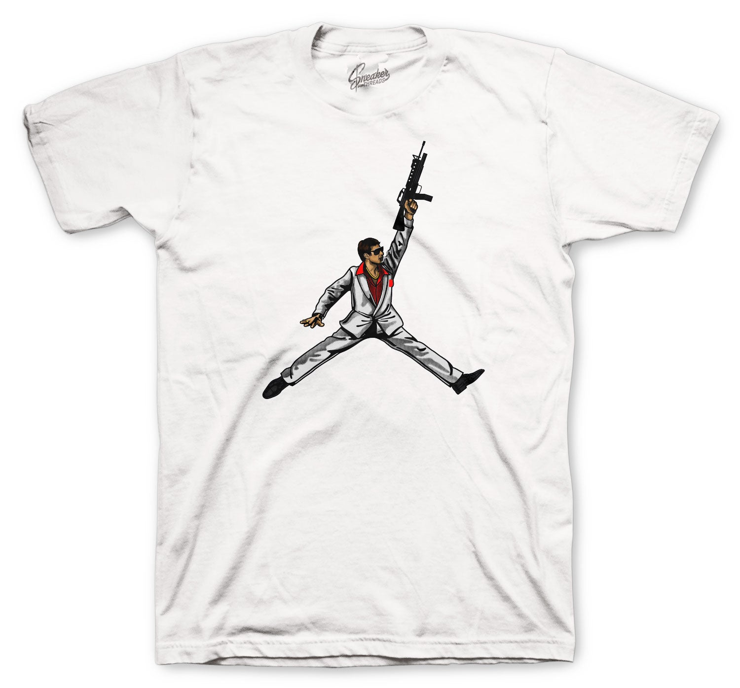 Jordan 11 Low Concord Bred Air Tony Shirt