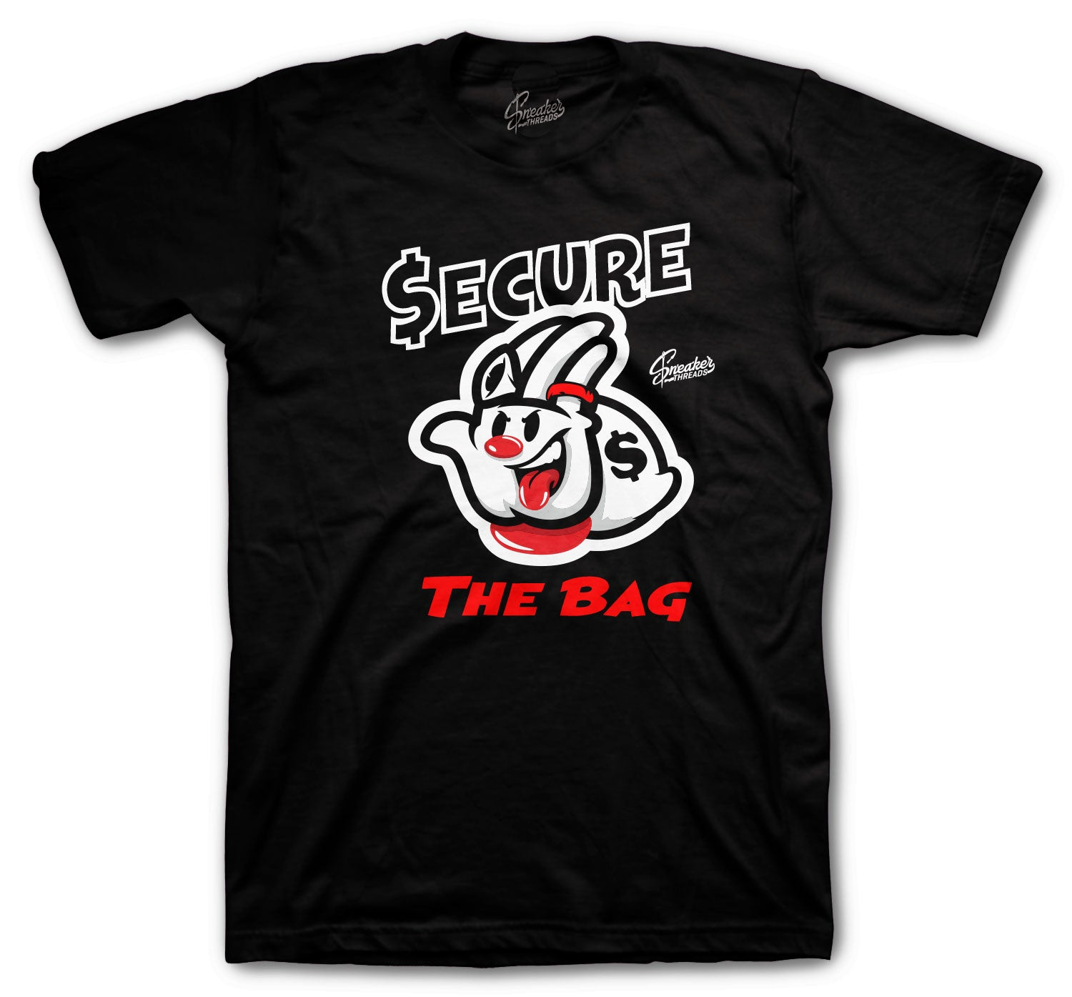 Jordan 11 Bred Secure The Bag Shirt