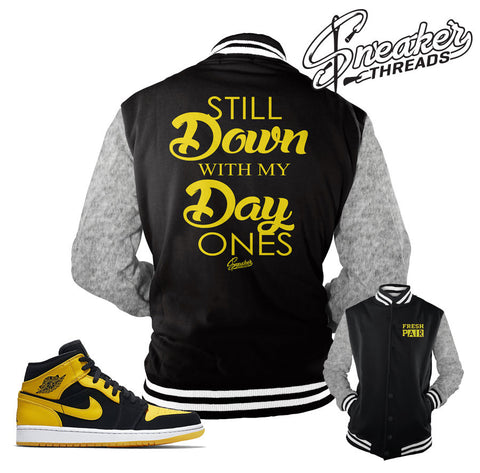 Jacket match Jordan 1 new love shoes | Sneaker Tee