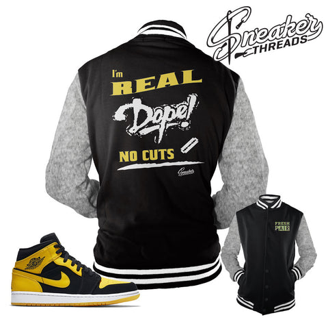 Jordan 1 new love jackets match shoes | Sneaker Tee