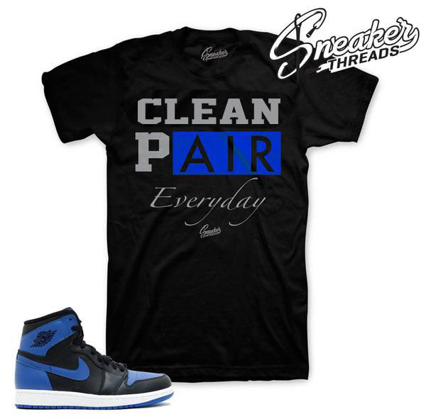 Jordan 1 Royal Everyday Shirt