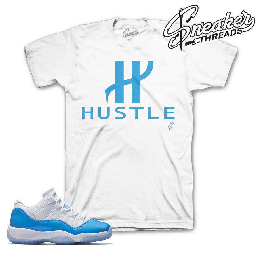 Jordan 11 Columbia Blue Shirts Match | Official Sneaker Shirt