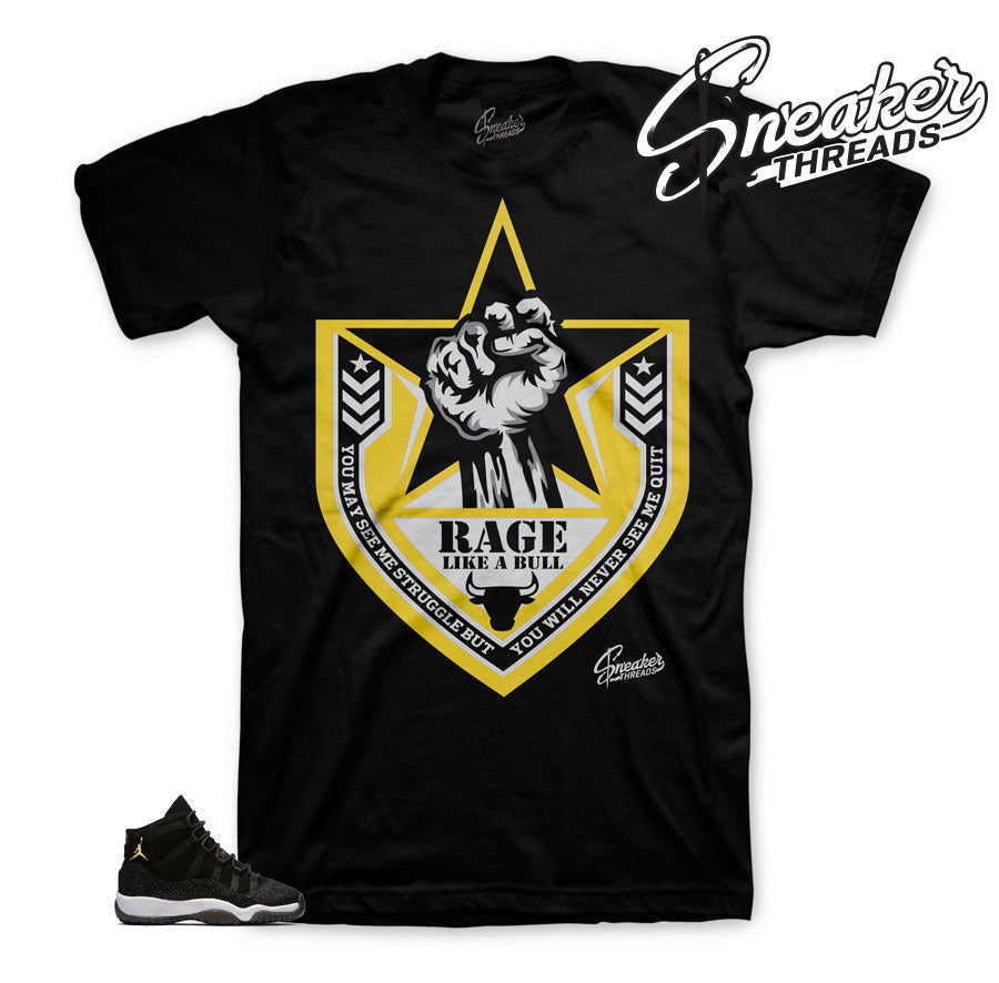Jordan 11 Stingray Rage Shirt
