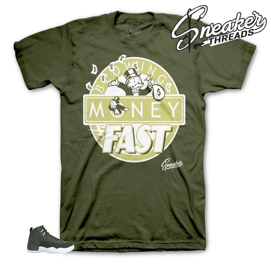 Jordan 12 Cp3 Blowing Money Fast Shirt