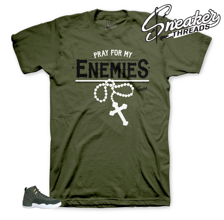 Jordan 12 Cp3 Enemies Shirt