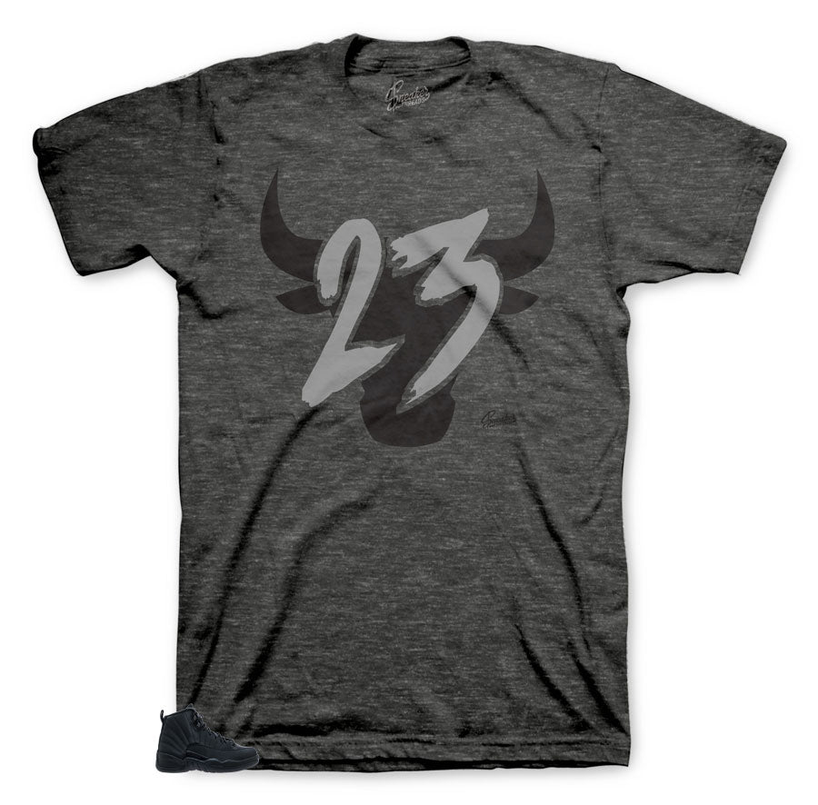 shirts made to match Jordan 12 Winterized sneakers | Jordan 12 winterized tee collection