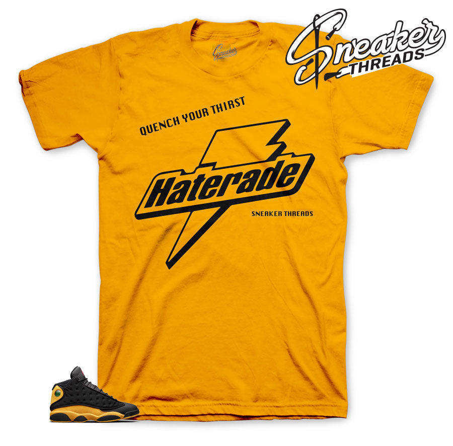Haterade tee to match Class of 2002 13's Collection