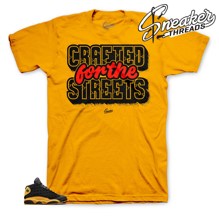 Jordan 13 Class of 2002 Crafted tee to match perfect