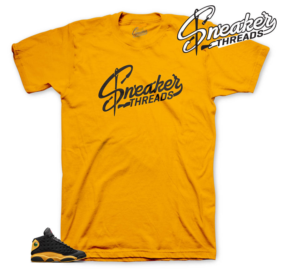 Sneakerthreads Original tee to match Class of 2002 13's