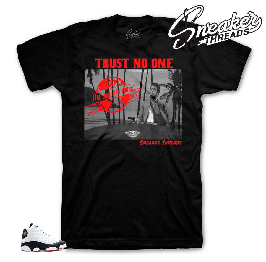 Scarface Tee for He Got Game 13's
