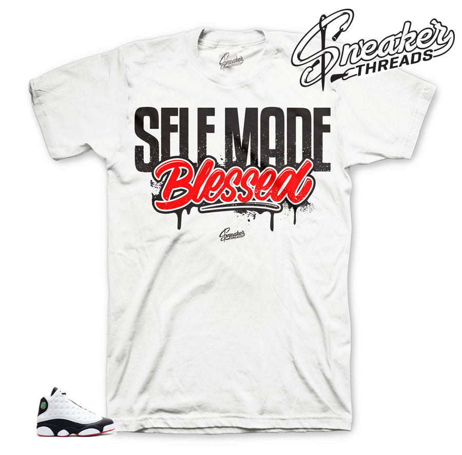 He Got Game 13's Self Made Shirt