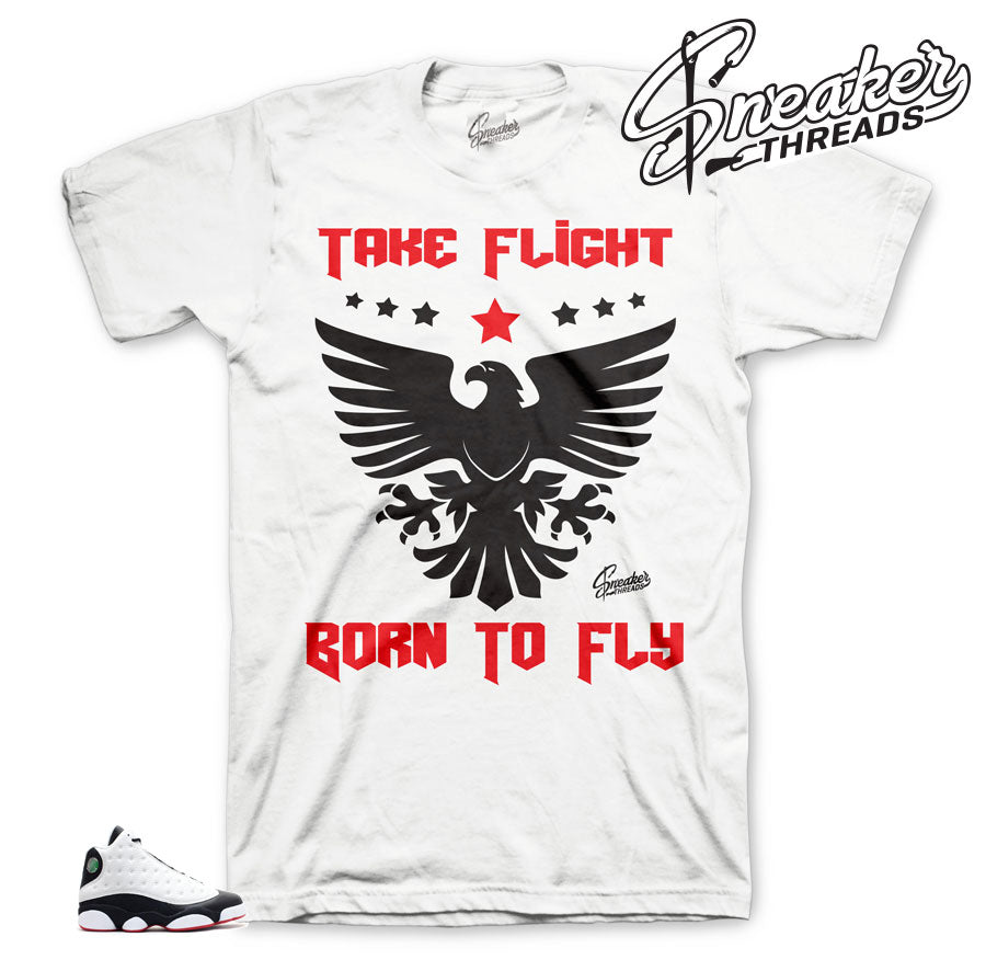 Eagle cool shirt to match He Got Game 13's
