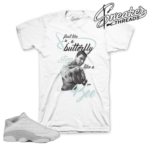 Jordan 13 low pure money tee | Sneaker Match Shirts