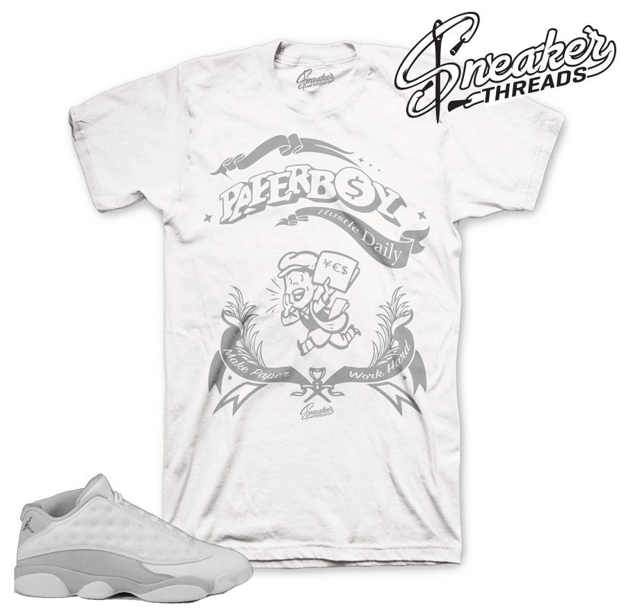 Jordan 13 pure money tee match | Official shirts match