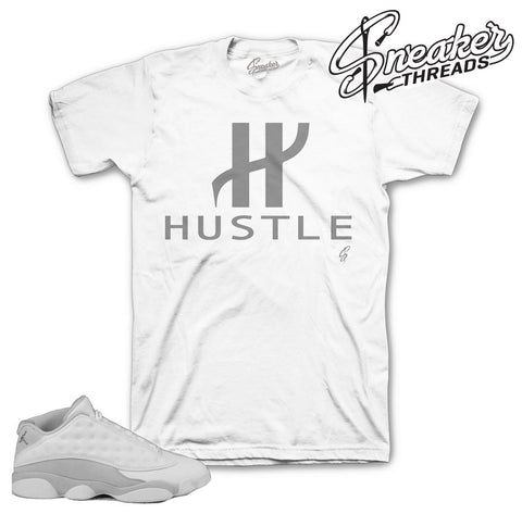 Jordan 13 pure money tees match retro 13's shirts.