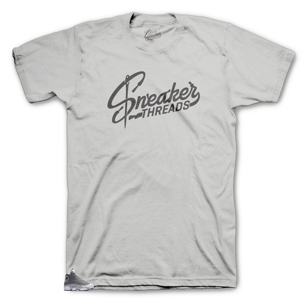 Sneaker Threads Grey Atmosphere 13's clothing collection line