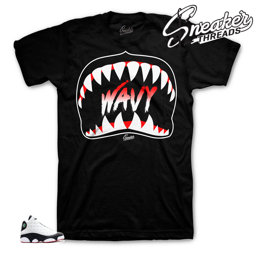 Dope Wavy Shirts for He Got Game 13's